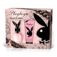 Komplekt Playboy Sexy EdT 30 ml + Massage Gel