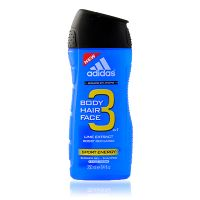 Adidas 3in1 Sport Energy Shower Gel 250 ml