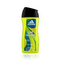 Adidas Get Ready Men Shower Gel 250 ml