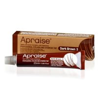 Apraise Lash- and Eyebrow Color No. 3 Dark Brown 20ml
