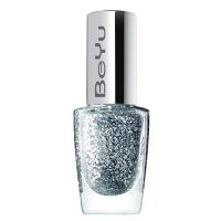 BeYu Sparkling Top Coat Silver