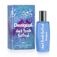 Desigual Dark Fresh Festival EdT 15 ml