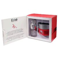 Eclae Gift Set Night Cream 50ml + Serum 15ml