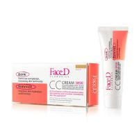 FaceD 3-LURONICS CC Cream Medium 40 ml