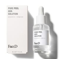 FaceD Pure Peel AHA Solution 30ml