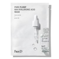 FaceDPure Plump HA4 Hyaluronic Aid Mask 1 pcs
