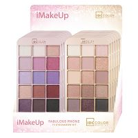 IDC Institute Color IMakeup Special Edition eyeshadows 15 colors