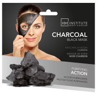 IDC Institute Charcoal Black Mask 1 mask