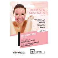 IDC Cosmetics Deep Sea Mineral Oli control mask 1 pcs