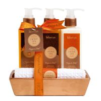 IDC Gift set Home Spa Orange&Neroli