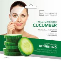 IDC Institute Facial Mask with Cucumber soothing&refreshing