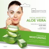 IDC Institute Facial Mask with Aloe Vera monodose