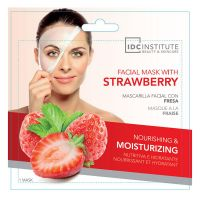 IDC Facial Mask with Strawberry nourishing and moisturizing 1 mask