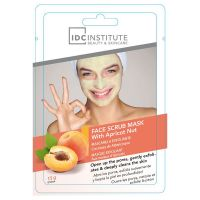 IDC Institute Face Scrub Mask with Apricot nut monodose