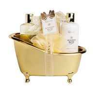 IDC Scented Bath Gold set