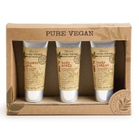 IDC Gift Set Pure Vegan Olive