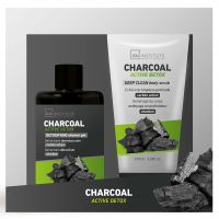 IDC Gift set Charcoal Active Detox 2 pcs