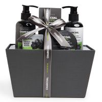 IDC Gift set Charcoal Active Detox 5 pcs