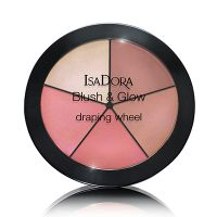 IsaDora Blush & Glow Draping Wheel 55