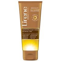 Lirene Self-Tanning Face & Body Cream 75ml
