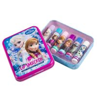 Frozen Lip Balm collection 6 pcs