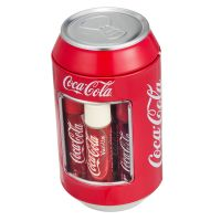 Coca Cola Lip Balm Collection 6 pcs