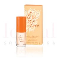 Love2Love Orange Blossom + White Musk EdT 11 ml