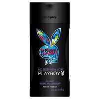 Playboy, New York, shower gel, pesugeel meestele, dušigeel, dushigeel