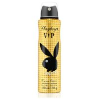 Playboy VIP Women Deo Spray 150 ml, spreideodorant naistele