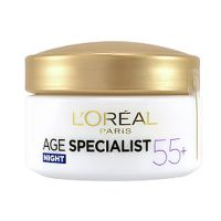 Loreal Age Specialist Night Cream 55+ 50ml
