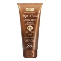 Pupa Super Cream Intensive Tanning SPF 30 200ml