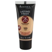 Rimmel Lasting Finish Foundation 202