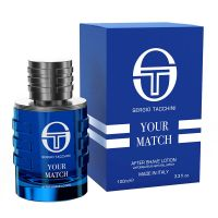 Sergio Tacchini YOUR MATCH AS 100 ml