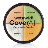 Wet n Wild Cover All Correcting palette E61462