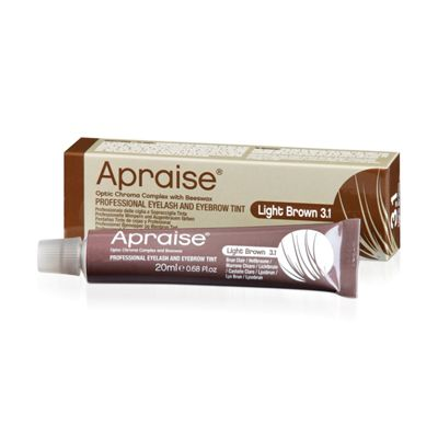 Apraise Lash- and Eyebrow Color No. 3.1 Light Brown 20ml