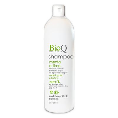 BIOQ Shampoo Greasy&Dandruff hair 250 ml