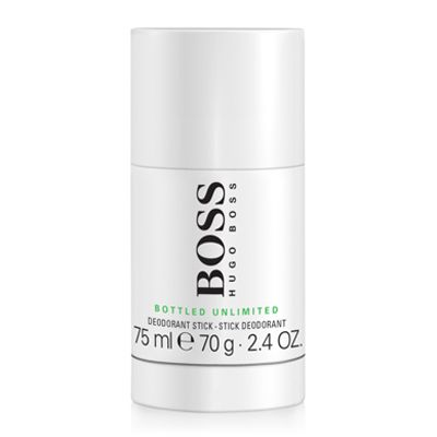 Boss Bottled Unlimited Deo Stick 75ml