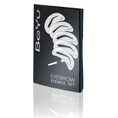 BeYu Eyebrow Stencil Set