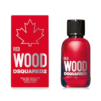Dsquared 2 Red Wood Femme EdT 30ml