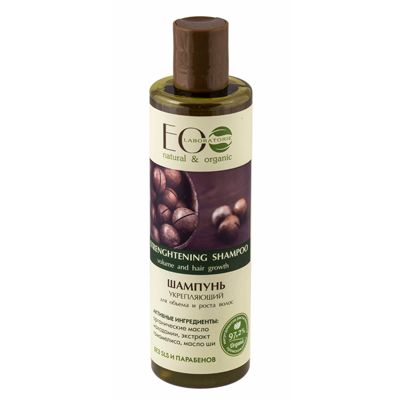 Eco Laboratorie Strenghtening shampoo volume and hair growth 250 ml