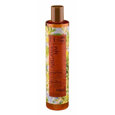 Eco Laboratorie Argana Spa Restoring shampoo deep nourishing&shine 350 ml