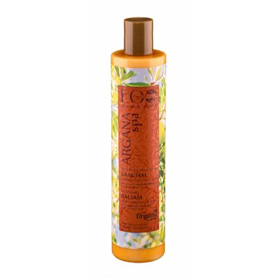 Eco Laboratorie Argana Spa Restoring balsam deep nourishing&shine 350 ml
