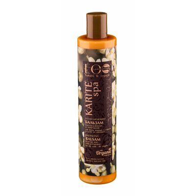 Eco Laboratorie Karite Spa balancing balsam restore and strengthening 350 ml