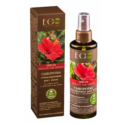 Eco Laboratorie Serum stimulate hair growth for oily hair 200 ml
