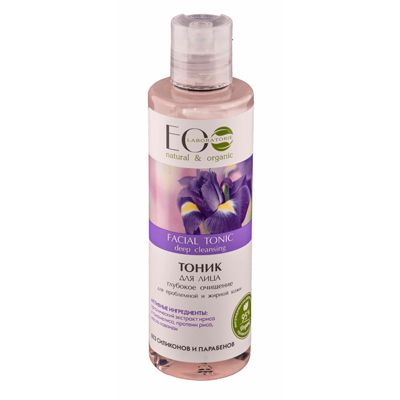 Eco Laboratorie Facial Tonic deep cleansing 200 ml