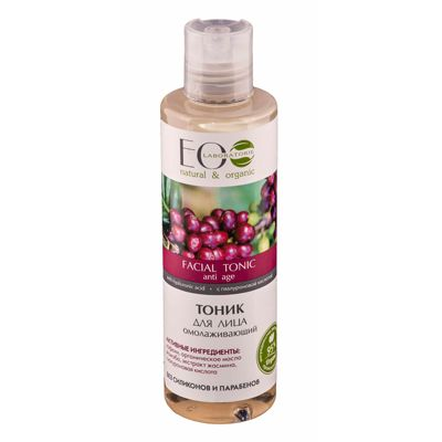 Eco Laboratorie Facial Tonic anti age 200 ml