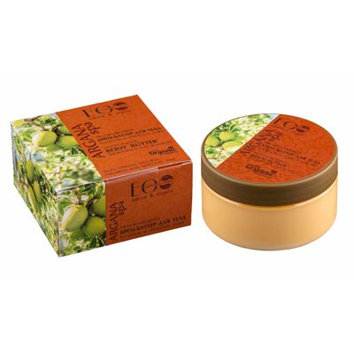 Eco Laboratorie Argana Spa moisturizing body butter smoothness 200 ml