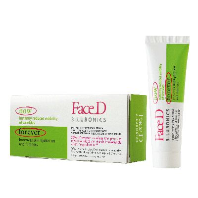 FaceD 3-LURONICS Cream Serum 30 ml