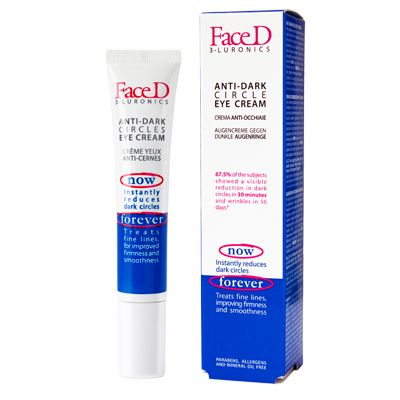 FaceD 3-LURONICS Eye Cream 15 ml