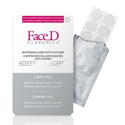 FaceD Dark Spot Eraser patches 3x10